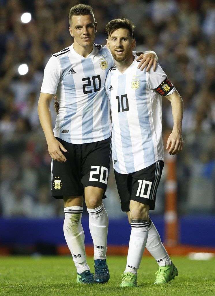 Giovani Lo Celso Photos Photos Argentina Vs Haiti International Friendly In 2020 Lionel Messi Leo Messi Lional Messi