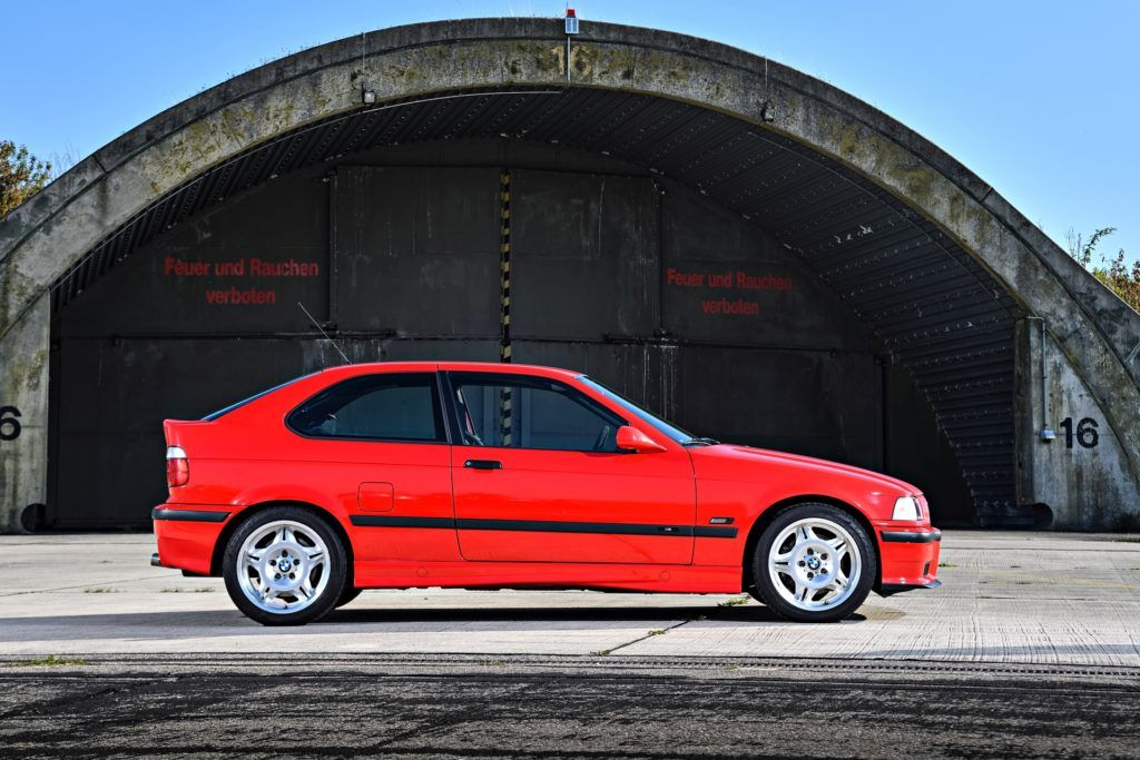 Bmw Actually Made An E36 M3 Compact Model With Images Bmw E36