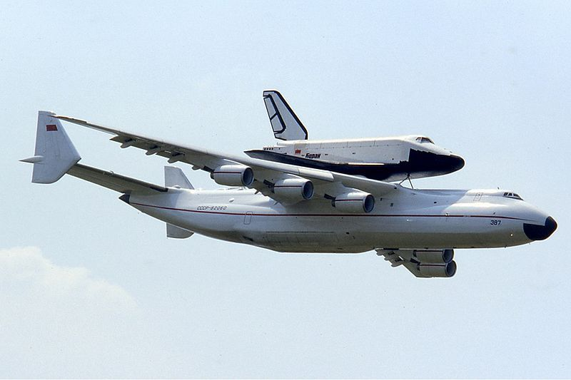 Extreme Machines Antonov An 225 Is The World S Heaviest Plane