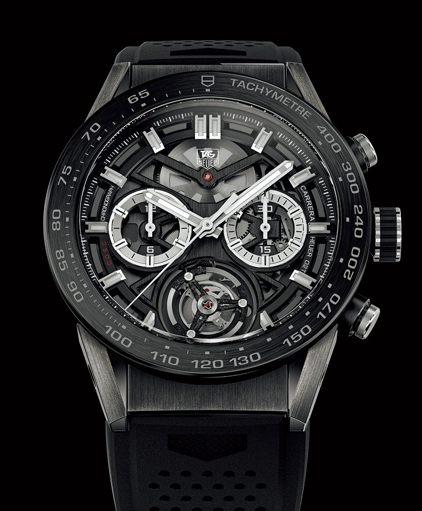 buy online d3fc5 41a55 時計業界の巨人・ビバーさんがまたやった!──「究極の複雑時計 ...
