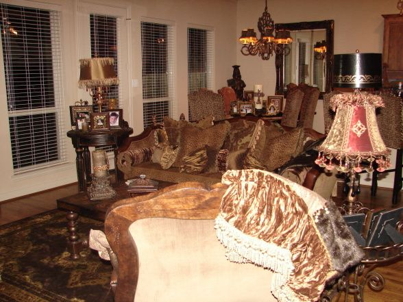 Tuscan Old World Living Room Living Room Designs Decorating
