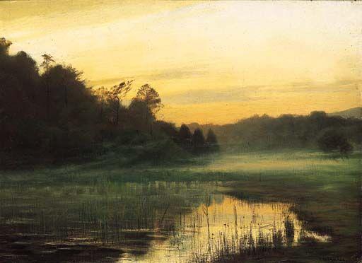 Russian Landscape Painter Isaak Levitan 1860 1900 Russian Landscape Landscape Artist Landscape Paintings