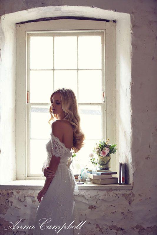 STYLE  Eloise  weddingdress  weddinggown  annacampbell Gorgeous Wedding  Dress eb3828b0fab8