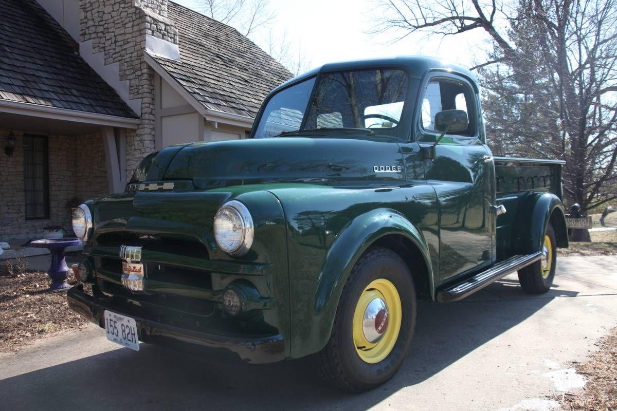 1952 Dodge B3 For Sale 2009417 Hemmings Motor News Pickups Truck Wiring Harness