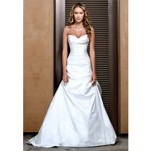 Similar to what my dress will look like :)