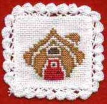 Christmas - Gingerbread | Subjects | Search | Cyberstitchers Cross-Stitch Picture Gallery