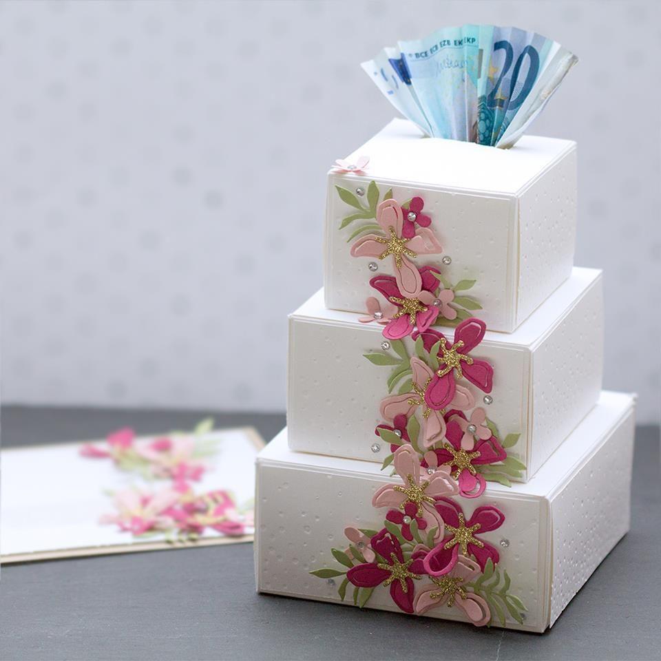 Pin by Angie Stevenson on StampinUp | Pinterest | Box, Money cake ...