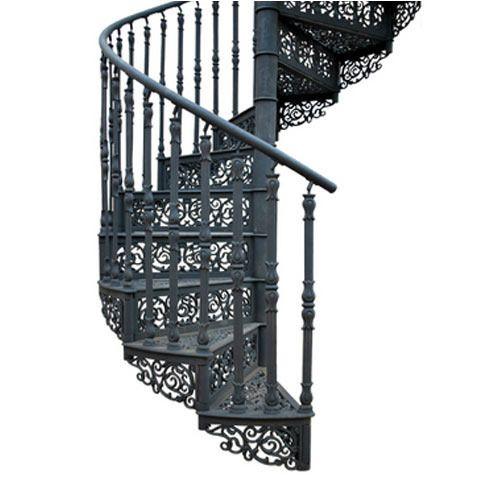 Best Cast Iron Spiral Staircase Indiamart Spiral Staircase 640 x 480