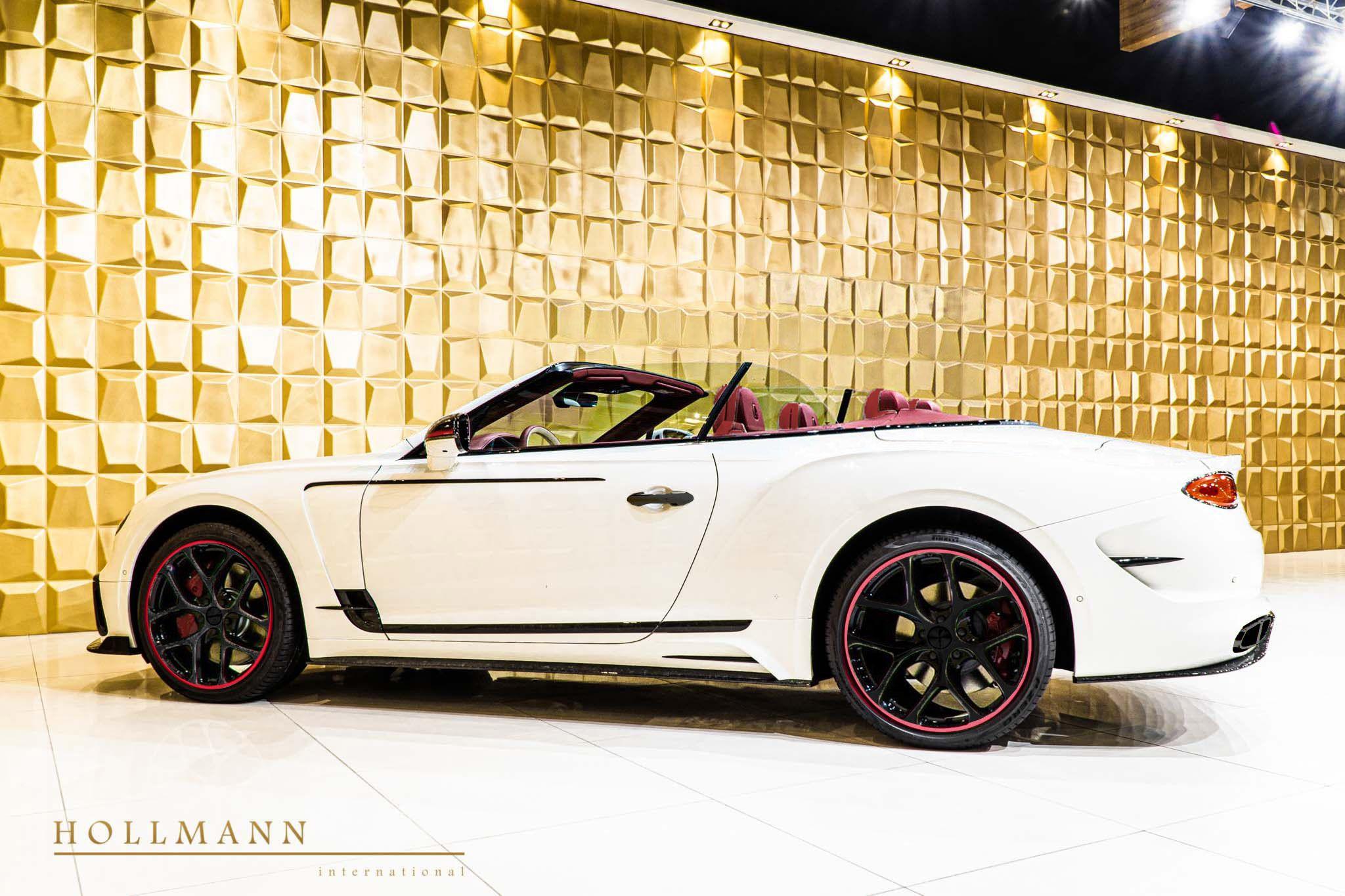 Bentley Continental GTC FIRST EDITION MANSORY - Hollmann ...