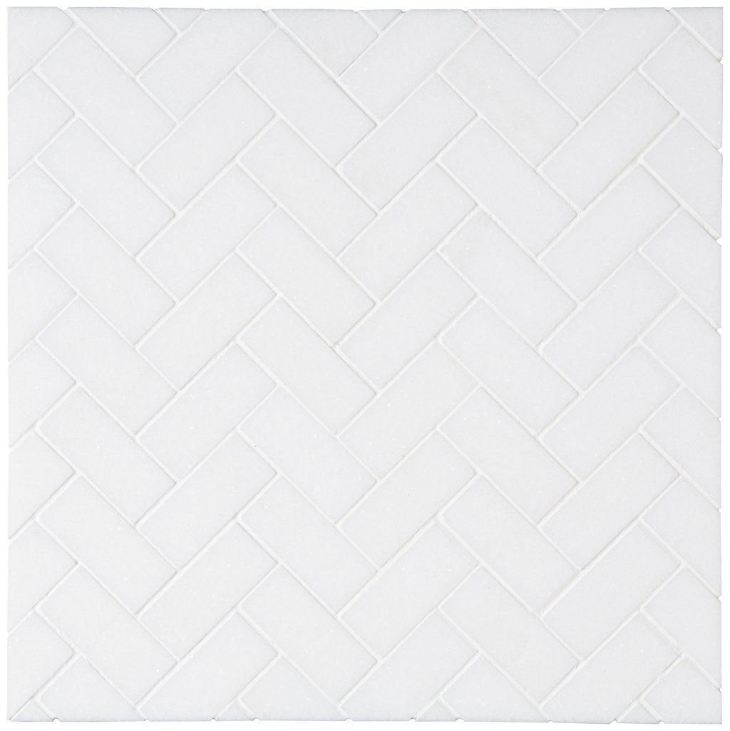 2.5cm x 6cm Herringbone Mosaic — Products | Waterworks