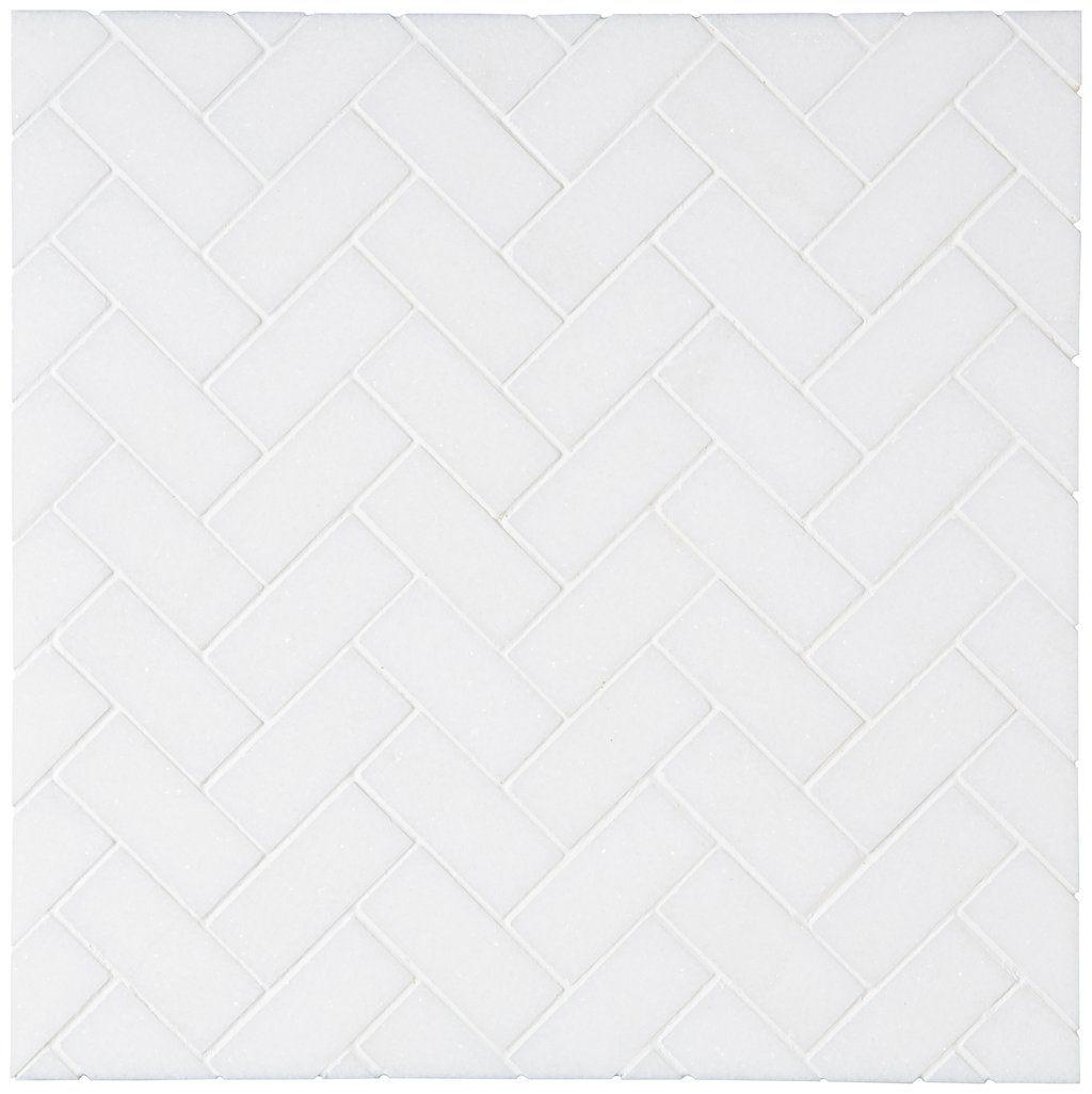 2.5cm x 6cm Herringbone Mosaic — Products | Waterworks