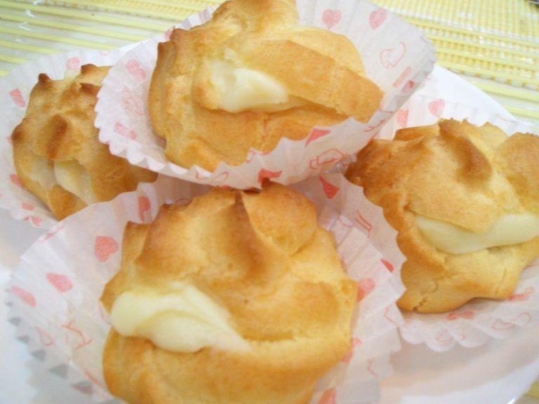 Resep Cara Membuat Kue Sus Isi Vla Enak Lembut Resep Kue Resep Makanan Manis