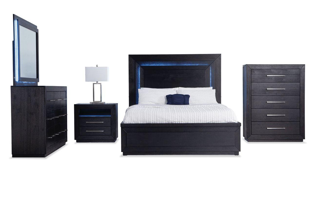 29+ Bedroom furniture storage black formasi cpns