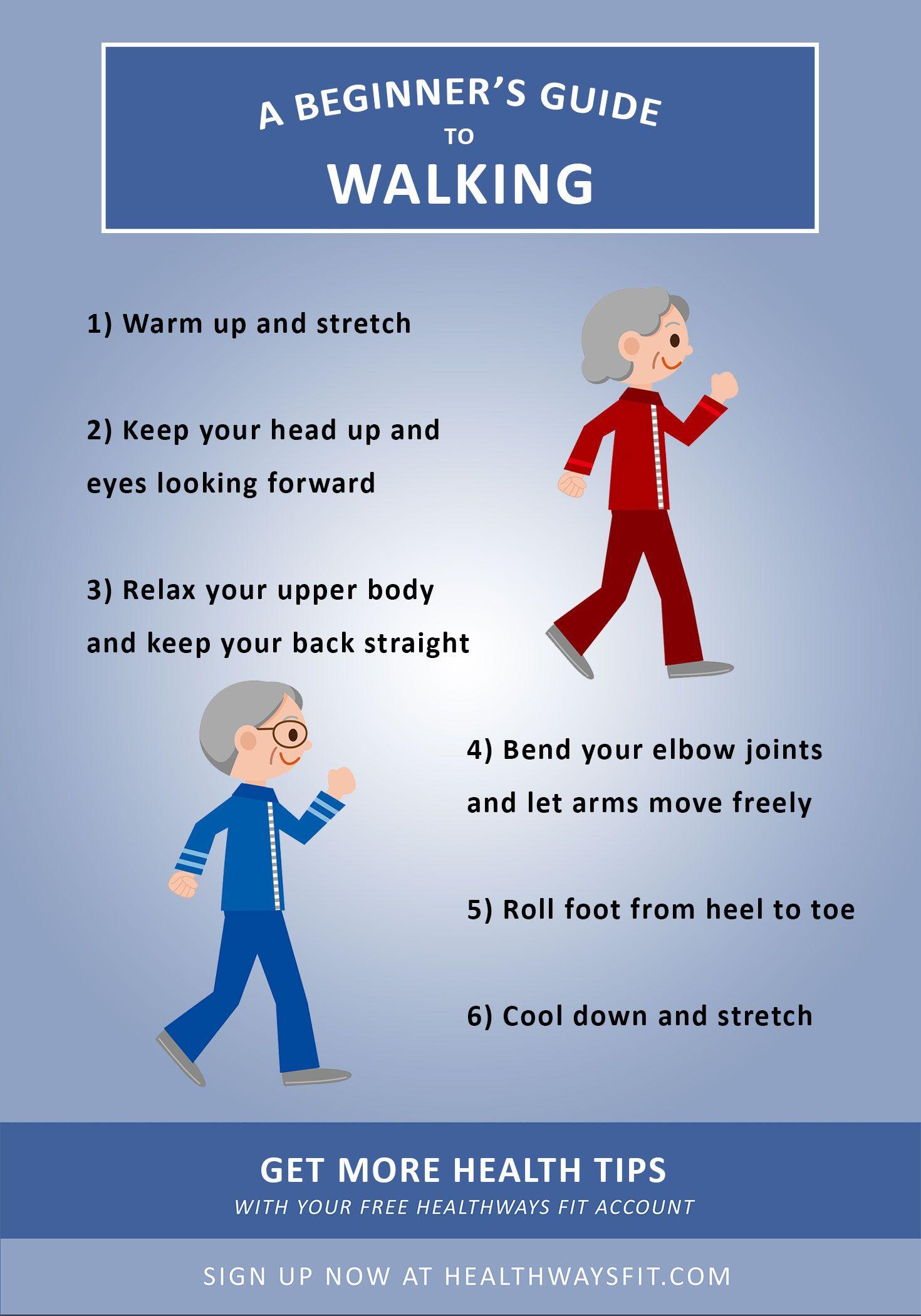 #Walking for exercise: A beginner's guide | Walking ...