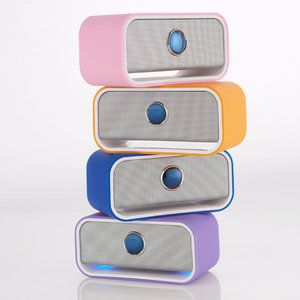 Big Blue™ Live Skin - wireless speaker! Love this new thing I just got at brookstone. Totally awesome