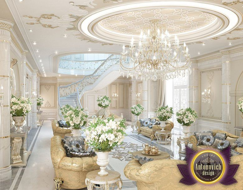 Design art masterpiece of luxury antonovich design Luxury house plans with photos of interior