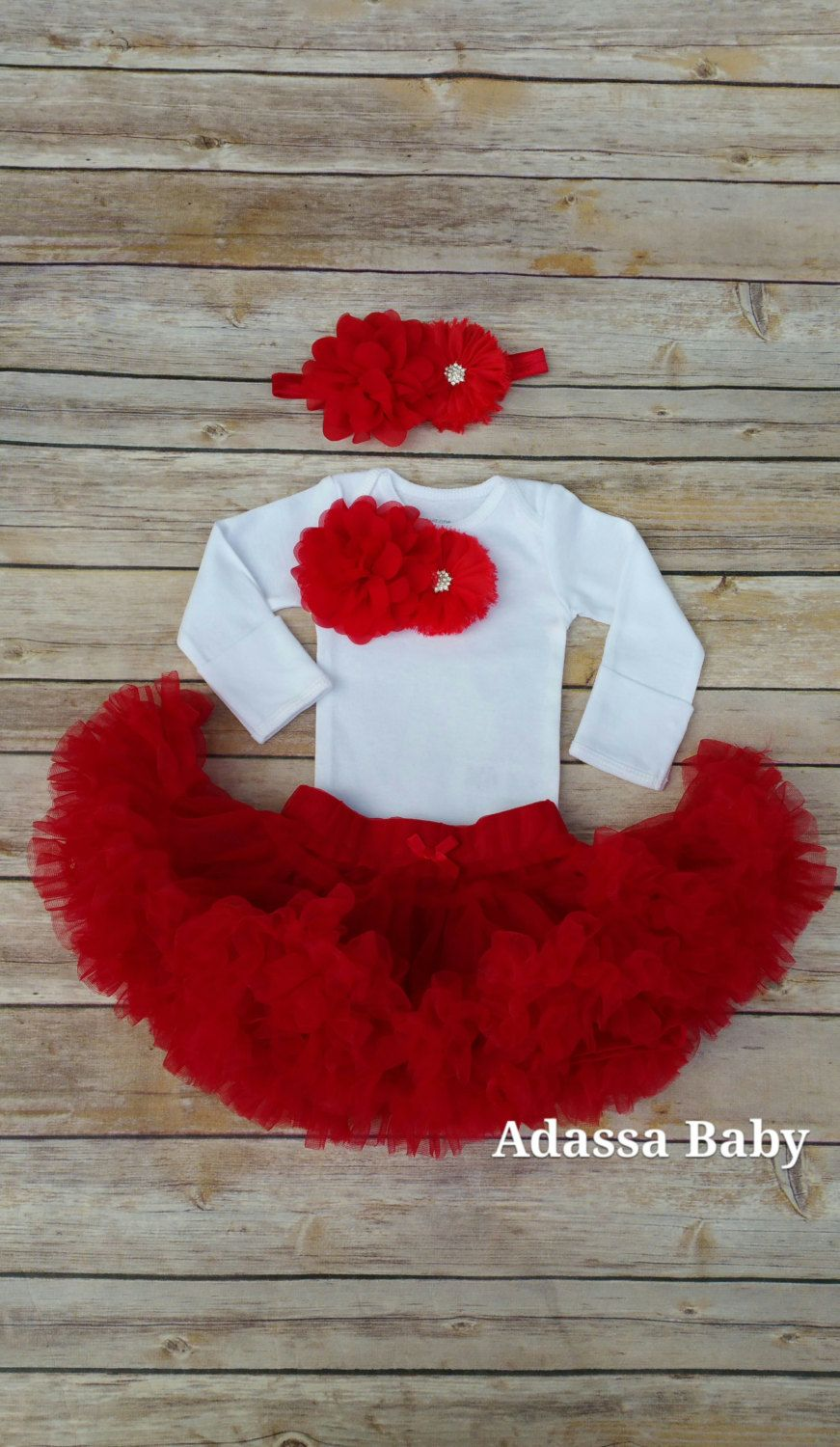 Newborn Take Home Outfit Valentine's Day Outfit Baby Girl Outfit ...
