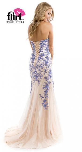 Terry Costa #flirtprom Flirt Prom by Maggie Sottero Dress P4881 ...
