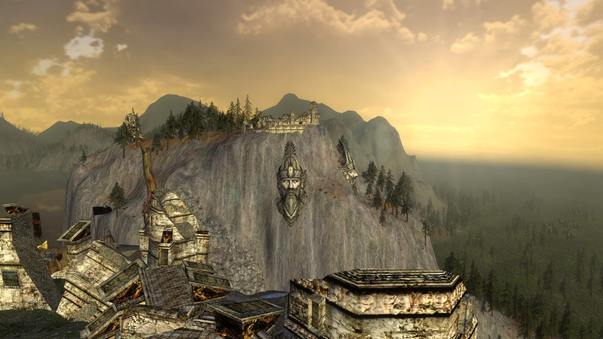 Amon Lhaw Dwarf City - Lord of the Rings Online #LOTRO