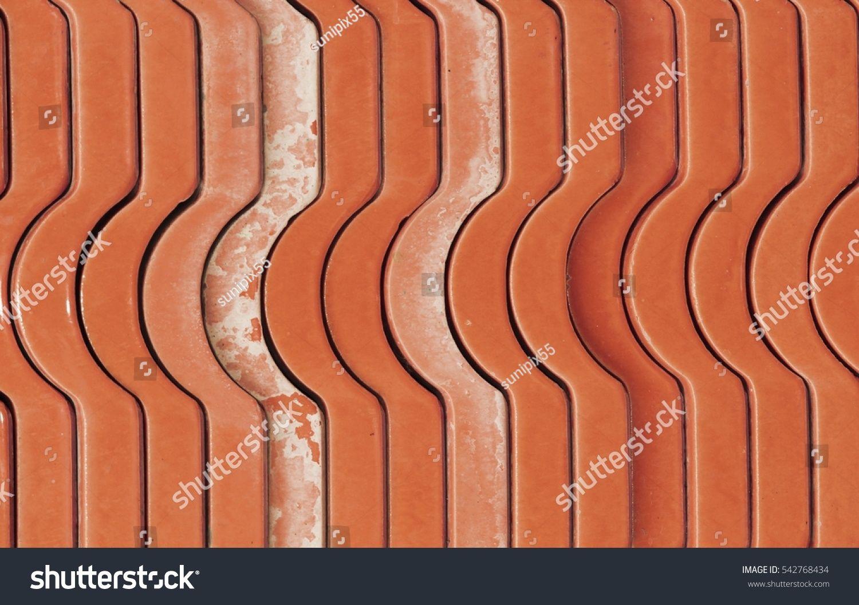 Closeup roof tiles