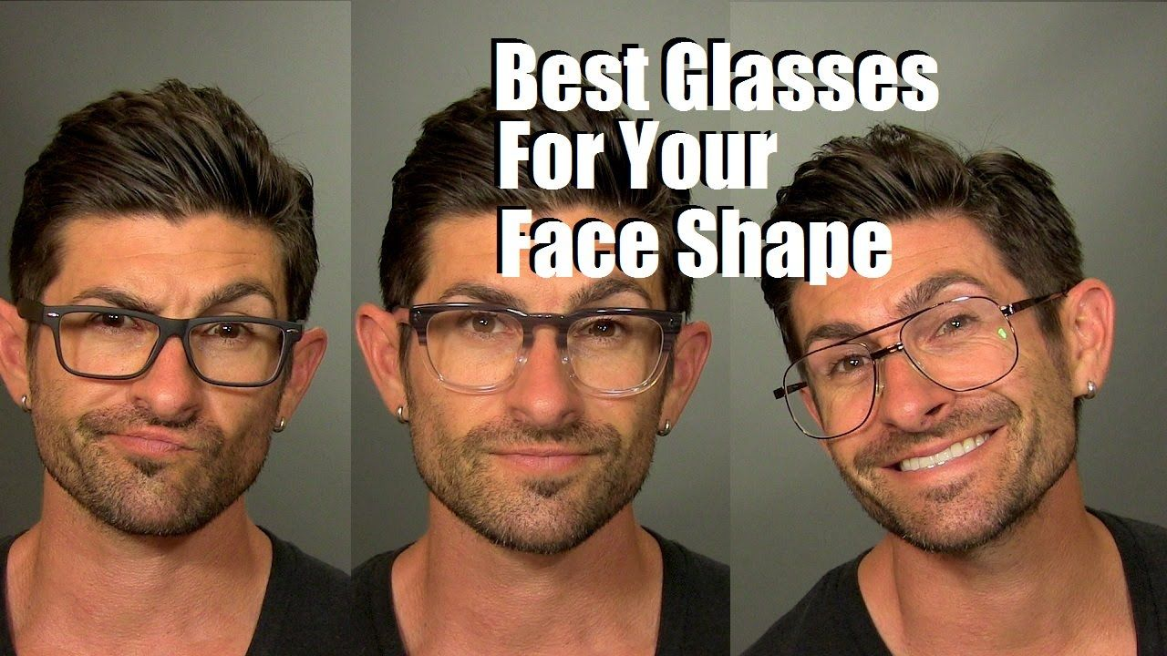 909eb9752e How To Choose The Best Glasses And Frames For Your Face Shape ...