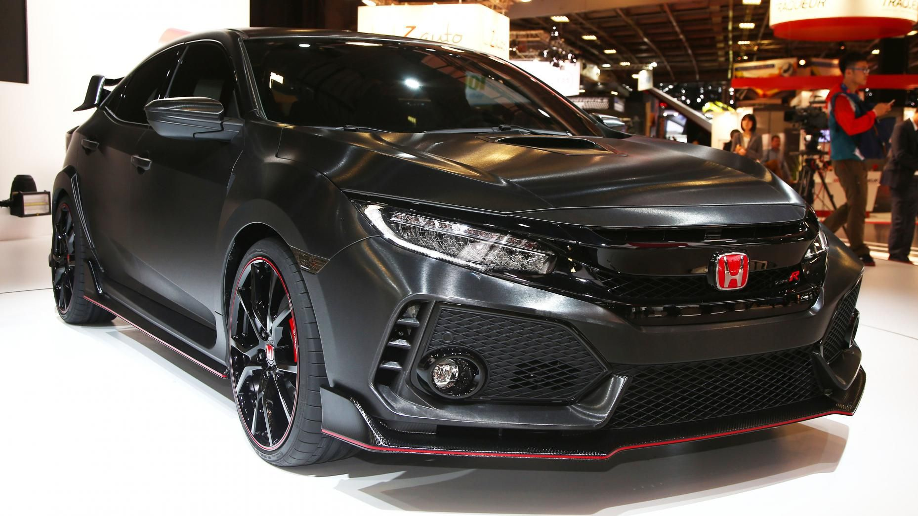 Civic TypeR Honda civic type r, Autos, Autos y motos
