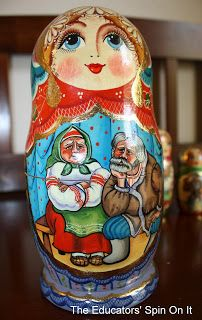 7 Ways to use Russian Nesting Dolls to Teach by The Educators' Spin On It