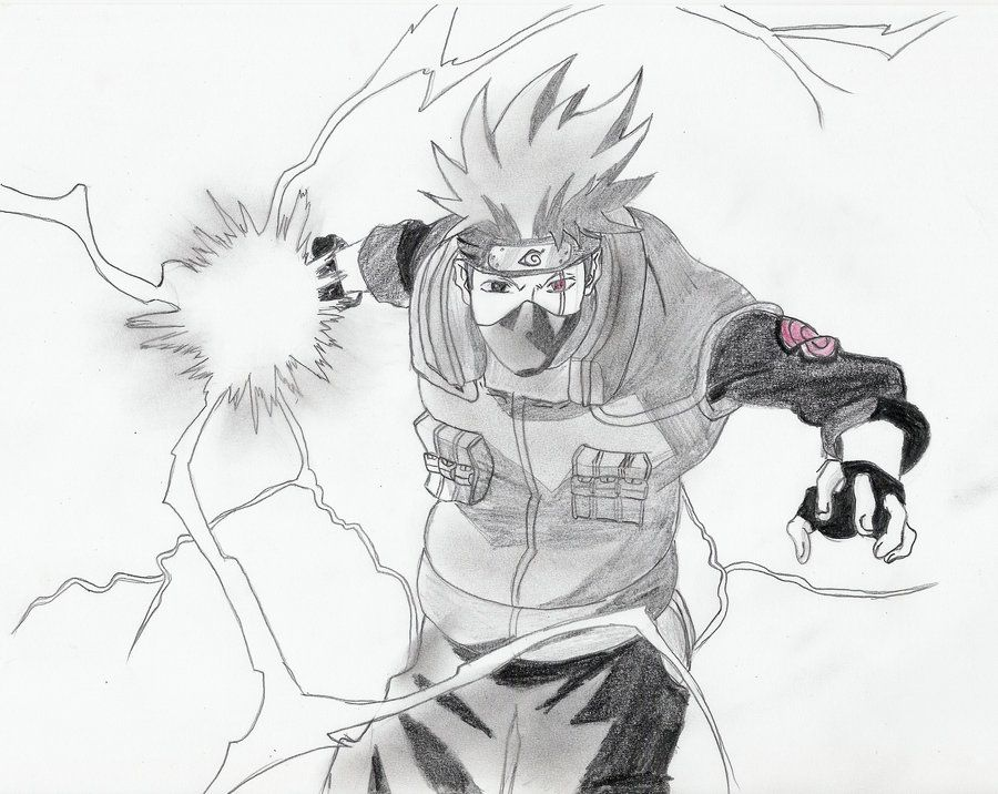 hatake kakashi by steffburney on deviantart