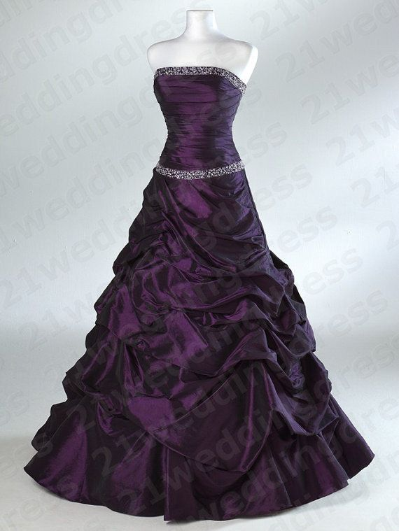 Purple Special Occasion Dresses
