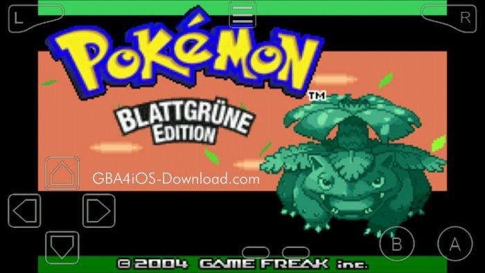 Pokemon Blattgrune Rising Sun GBA   GBA4IOS   Green pokemon, Play