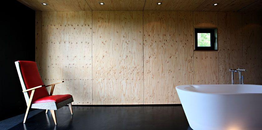 Maison F - Lode architecture - Salle de bains