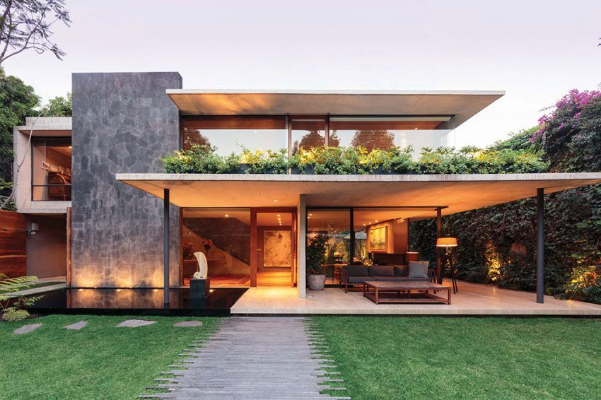 Sierra Fria by JJRR Arquitectura (29) | exterior | Pinterest ...