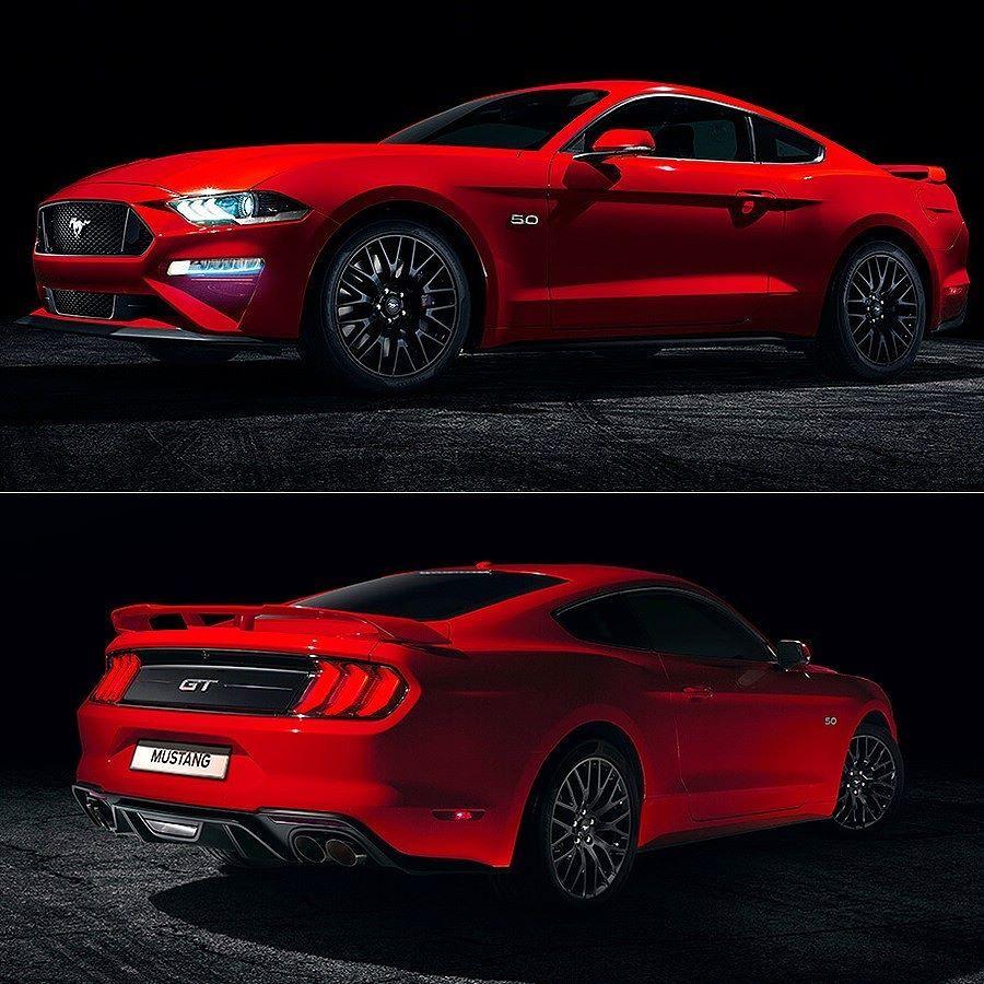Ford Mustang Gt 2018 Revelado Preco No Brasil Enfim Temos A