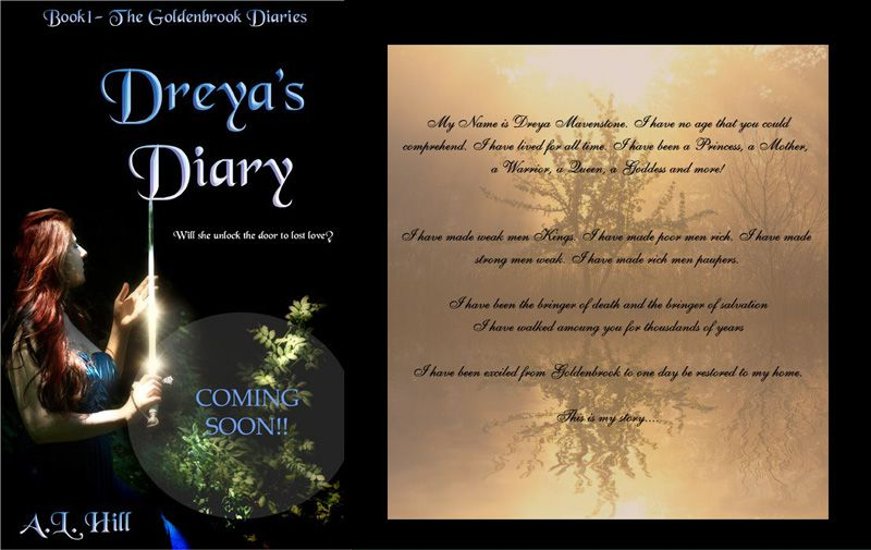 "Book 1 of My upcoming book series- Google ""Goldenbrook Diaries"" to read the first 109 Pgs"