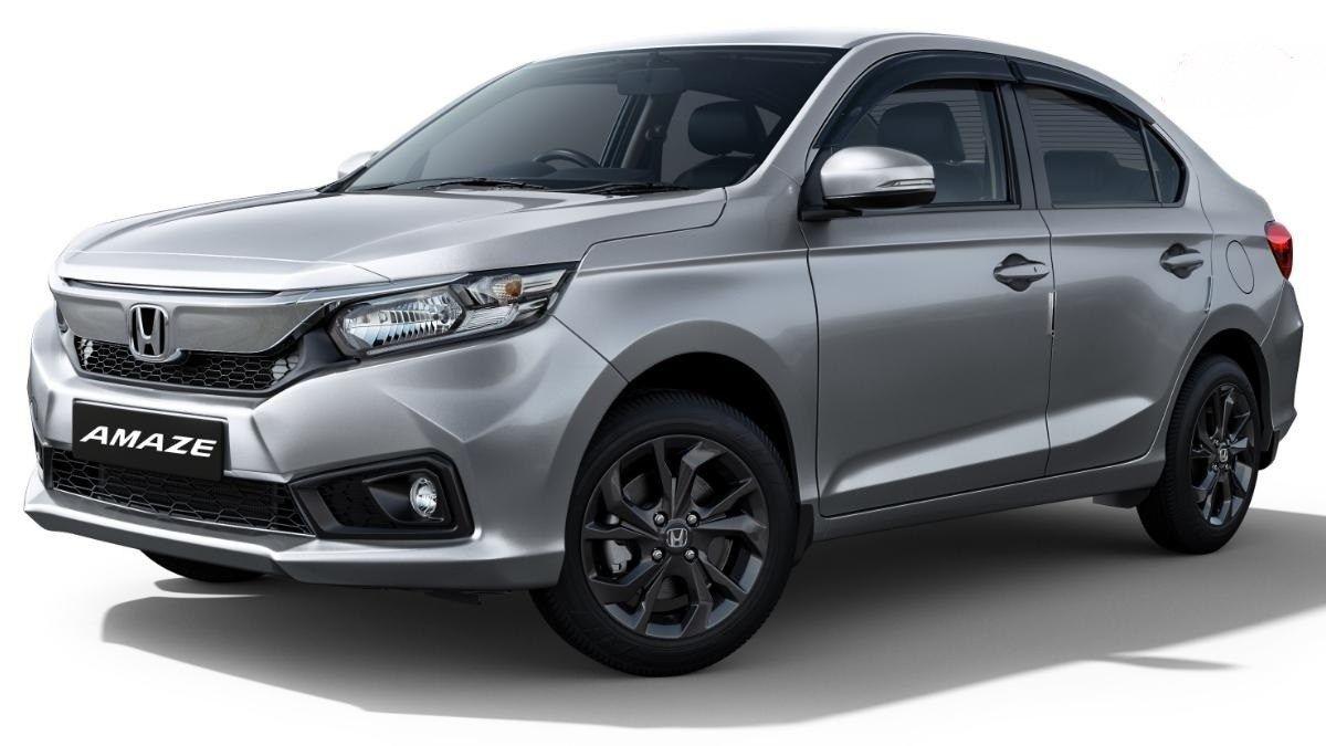 2021 Honda Amaze First Look Facelift In 2020 Honda Car Models Honda Small Sedans