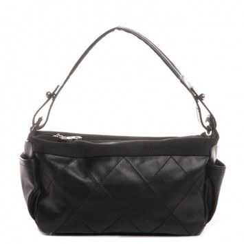 ce8e5672450 Chanel Canvas Paris Biarritz Hobo Bag. Hobo bags are hot this season ...