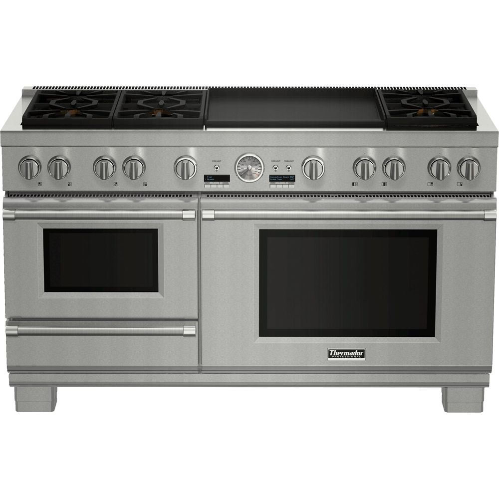 Getting excited about adding this thermador gas ranges to