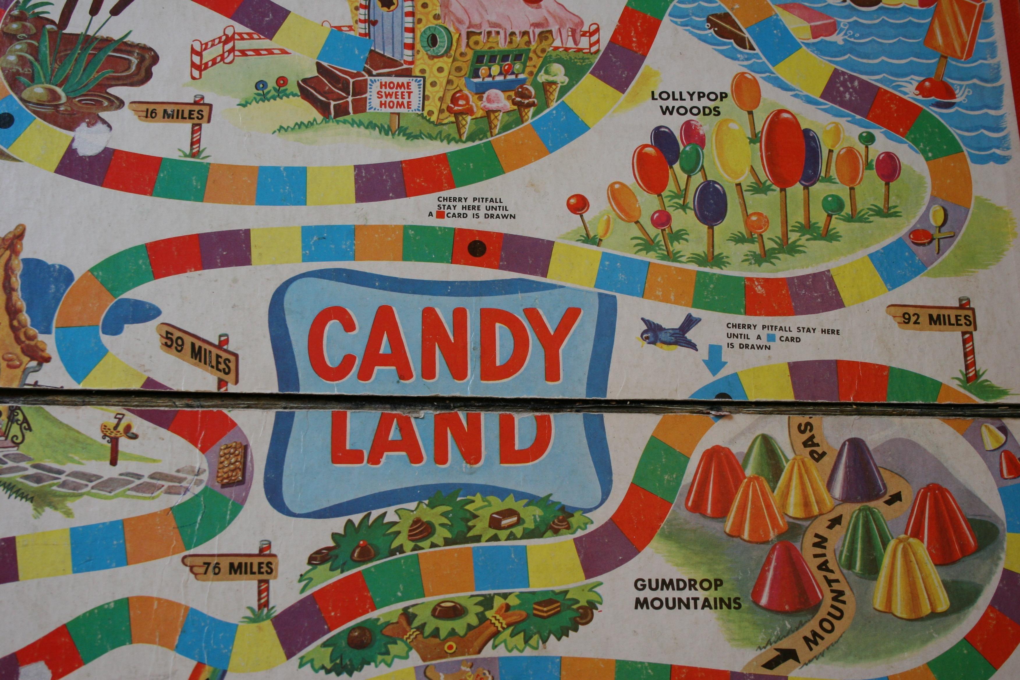 hot-vintage-candyland-board-game-reaction-porn-black