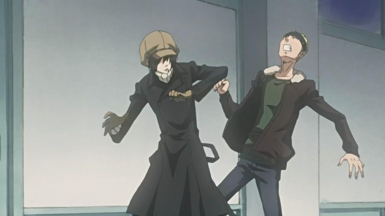 Nabari no ou nabari anime zelda characters
