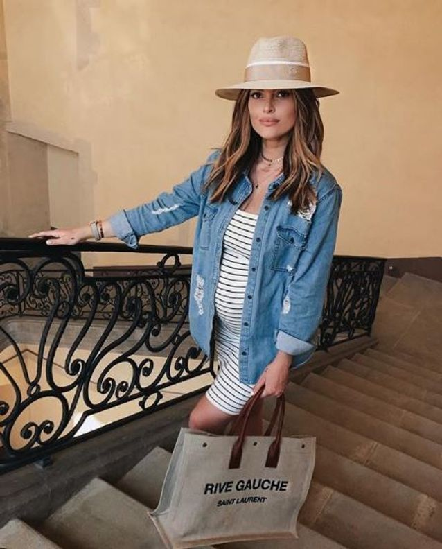 Les plus beaux looks de Caroline Receveur  - Elle