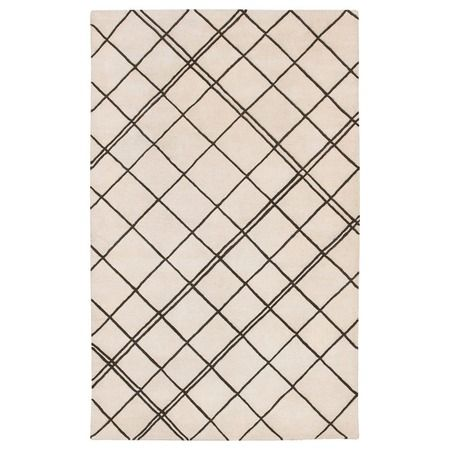 I pinned this Studio Rug in Ivory from the Neutral Territory event at Joss and Main!