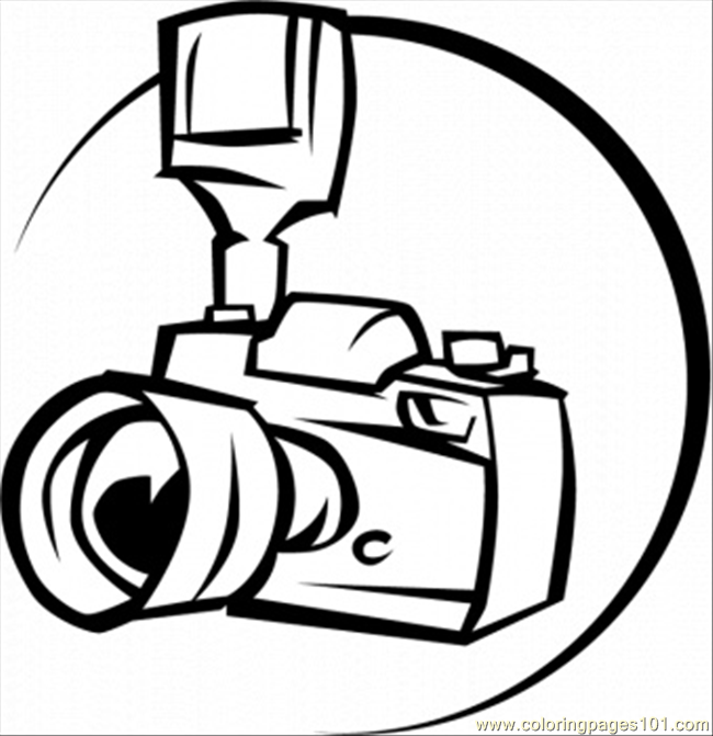 printable camera pages Camera