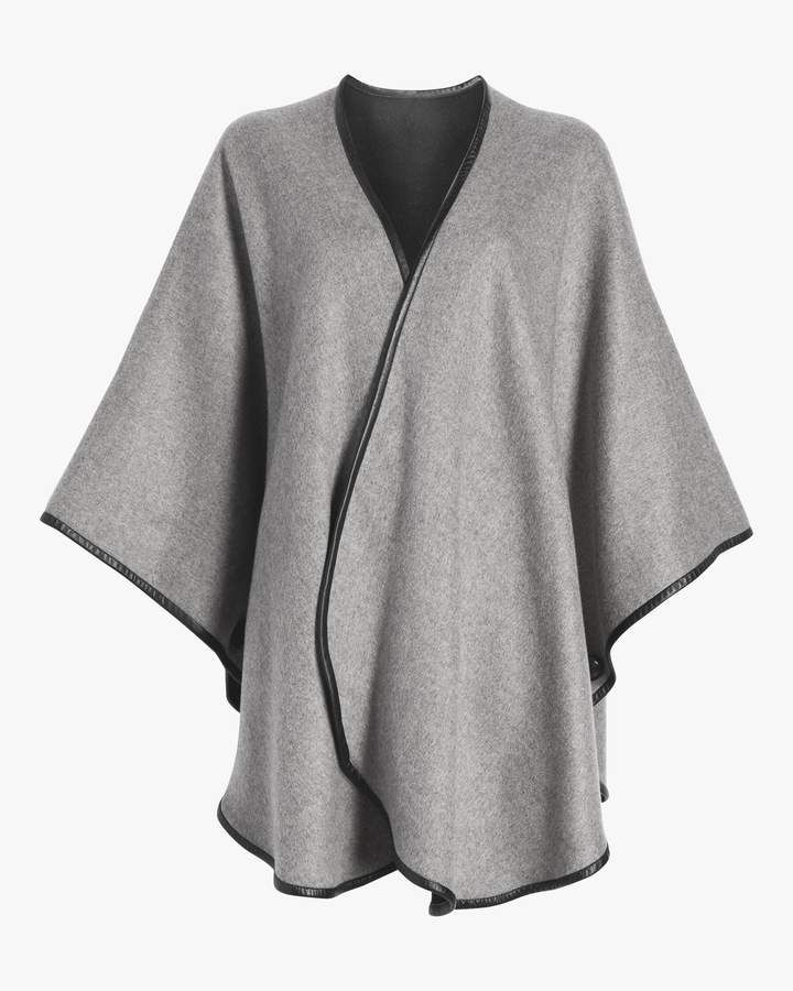 bbd183276 Sofia Cashmere Double Face Cashmere U Cape   Products in 2019 ...