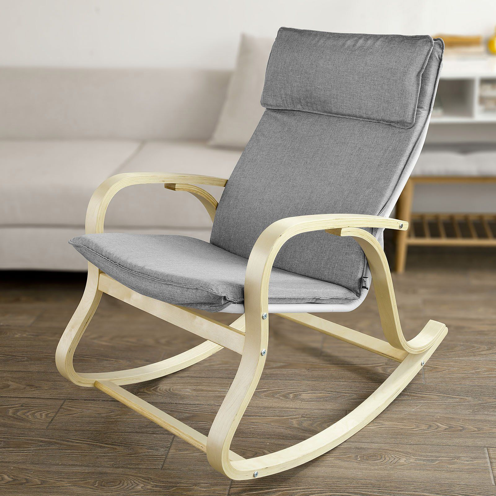 Haotian FST15DG Comfortable Relax Rocking Chair Lounge