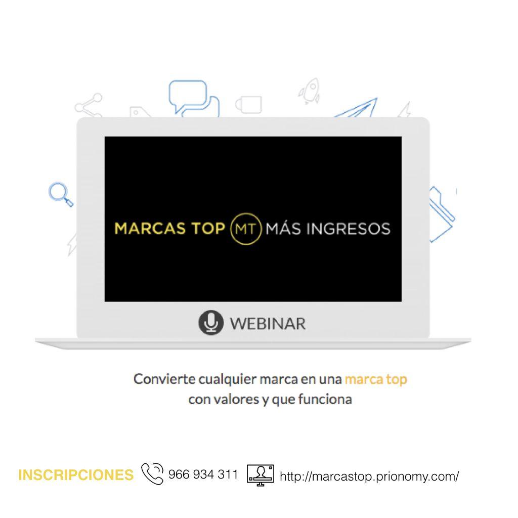 El primer curso online para diseñadores que no va de diseño.  Va de vender mejor, con valores y valor, tu trabajo. #marcastopmásingresos #marcastop  Toda la información e inscripciones>>http://marcastop.prionomy.com/