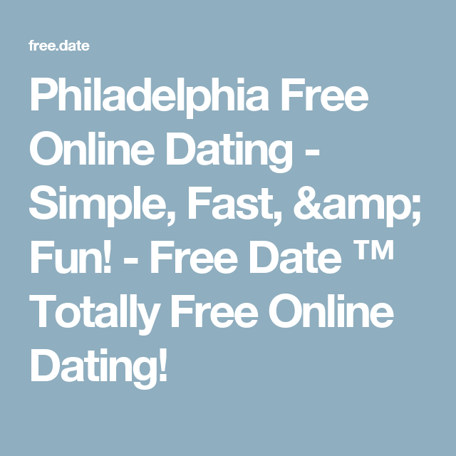 Totally free dating sites no sign up