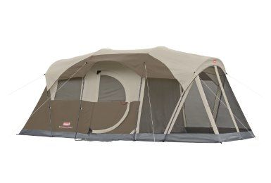 Coleman Weathermaster Screened 6 Tent Has A Hinged Door Screened Porch Etc Coleman Tent 6 Person Tent Family Tent Camping