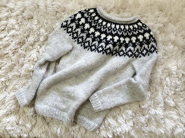 Ravelry Pacificoads Hela Sweater Free Pattern Available In French