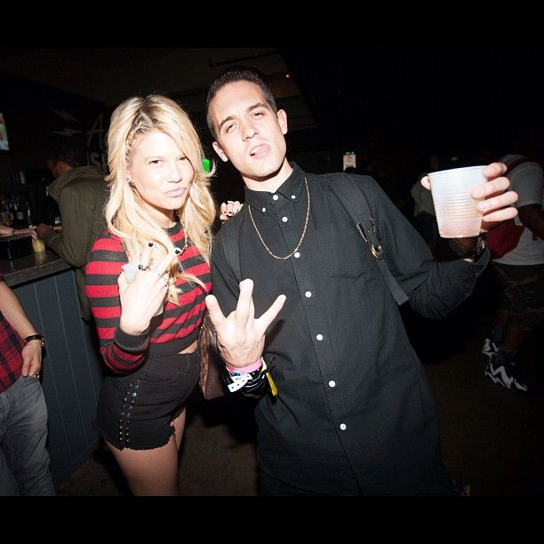 G-Eazy and Chanel West Coast | G-Eazy | Pinterest | West