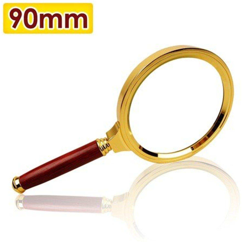 Emperor Of Gadgetsa Premium 3x Magnifier Magnifying Glass